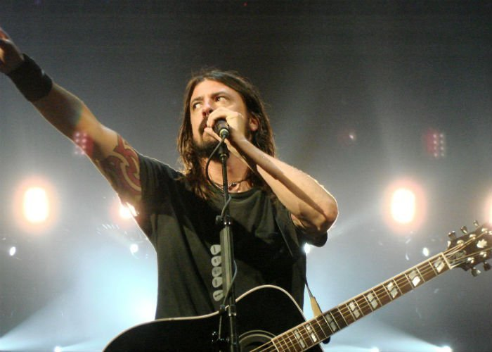image for artist Dave Grohl