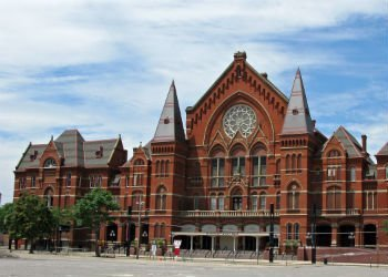 image for venue Cincinnati Music Hall