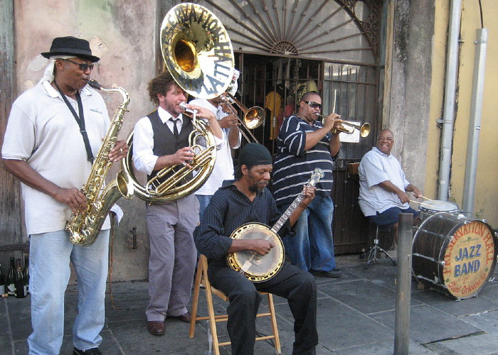 image for artist Preservation Hall Jazz Band
